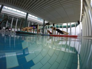 SUP Indoor Yoga - aquasol Rottweil