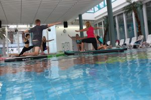SUP Indoor Yoga Rottweil